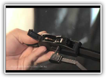 Install a Wiper Blade with a Pin Arm