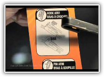 How to Install Wiper Blades with a 2-hook Arm